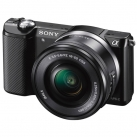 Фотоаппарат системный Sony Alpha A5000 Kit 16-50 Black