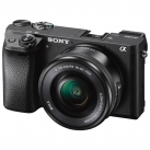 Фотоаппарат системный Sony Alpha 6300 Kit Black (ILCE-6300L/B)