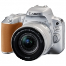 Фотоаппарат зеркальный Canon EOS 200D EF-S 18-55 IS STM Kit Silver