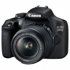 Фотоаппарат зеркальный Canon EOS 2000D EF-S 18-55 IS II Kit