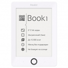 Электронная Книга Reader Book 1 White/Black