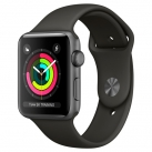 Смарт-часы Apple Watch S3 Sport 38mm Space Gr Al/Gr Band MR352RU/A