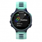 Спортивные часы Garmin Forerunner 735XT Dark/Light Blue (010-01614-07)