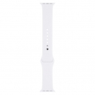 Ремешок Apple 42mm White Sport Band (MJ4M2ZM/A)