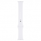 Ремешок Apple 38mm White Sport Band (MJ4E2ZM/A)