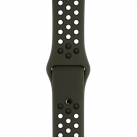 Ремешок Apple 38mm Cargo Khaki/Black Nike Sport Band S/M & M/L