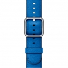 Ремешок Apple 38mm Electric Blue Classic Buckle